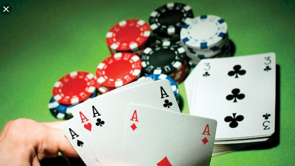 Image Your Gambling On Top