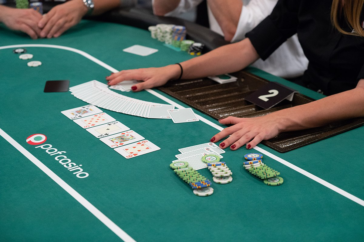 Ten Issues Everybody Is aware of About Gambling That You do not